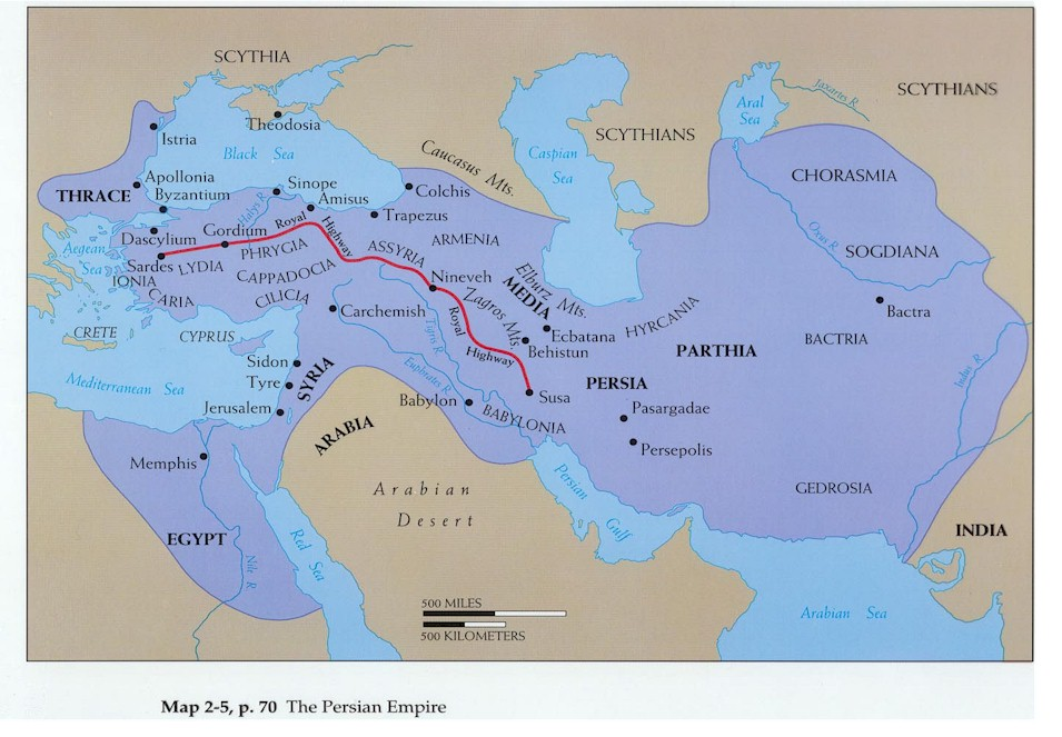 History the persian wars 499 479 bce gumiabroncs Choice Image