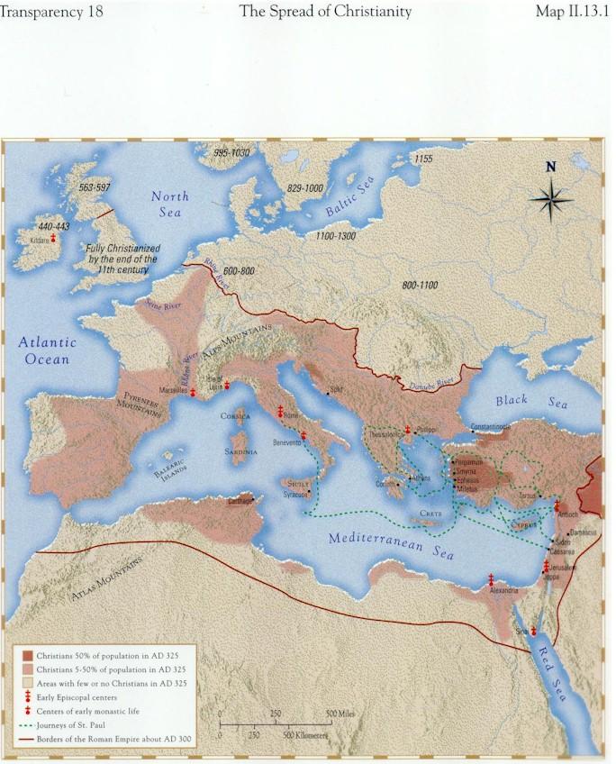 christian roman empire essay